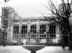 Schulgebäude in Württemberg